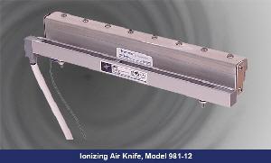 Ionizing Curtain Transvector