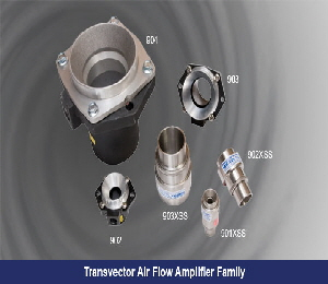 Transvector Air Amplifiers