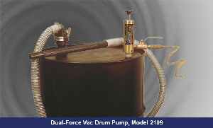 Dual Force Vac Components