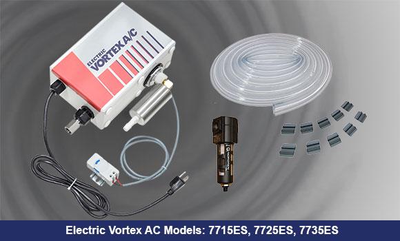Electrical Vortex AC